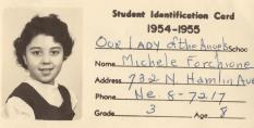 Michele Forchione's OLA ID card - isn't she a cutie? (Courtesy of Michele Forchione)
